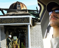 Amerikancu 24 i po godine zatvora zbog paljenja džamije u Texasu