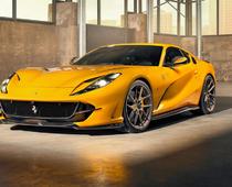 Novitec nudi malo drugačiji Ferrari 812 Superfast