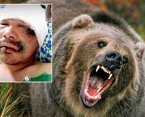 Rus odgrizao medvjedu jezik