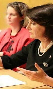 Jahjaga u UN: Žrtve seksualnog nasilja na Kosovu žele pravdu