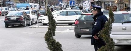 Kraj za neregistrovana vozila na severu Kosova