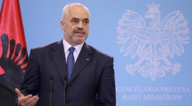 Rama: Albanija i Kosovo – jedan predsednik, što da ne