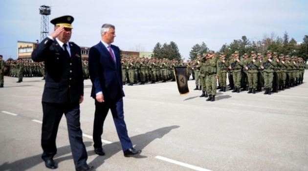 Tači podržava odluku vlade o stvaranju Vojske Kosova