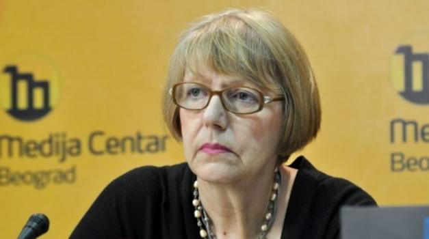 Biserko: Pojačan trend negiranja genocida u Srbiji