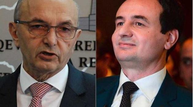 Samoopredeljenje započelo razgovore sa LDK-om o rušenju vlade