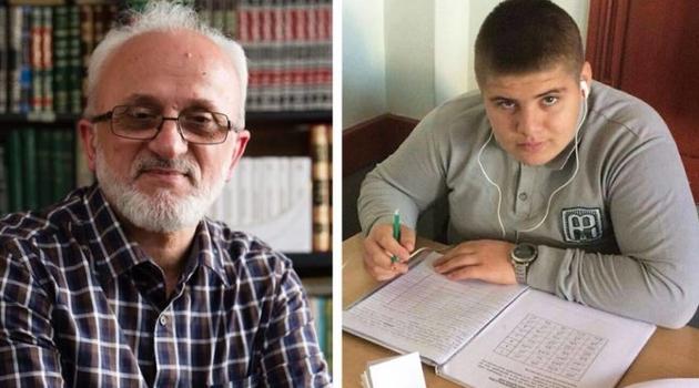 Dirljiva objava profesora poginulog mladića Seldina Alija PROČITAJTE