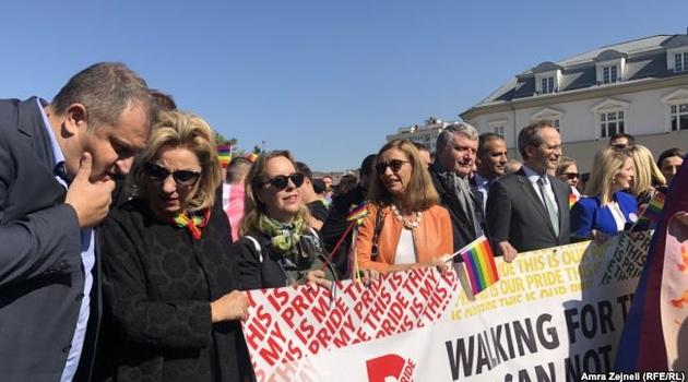 Kosovska 'Parada ponosa'