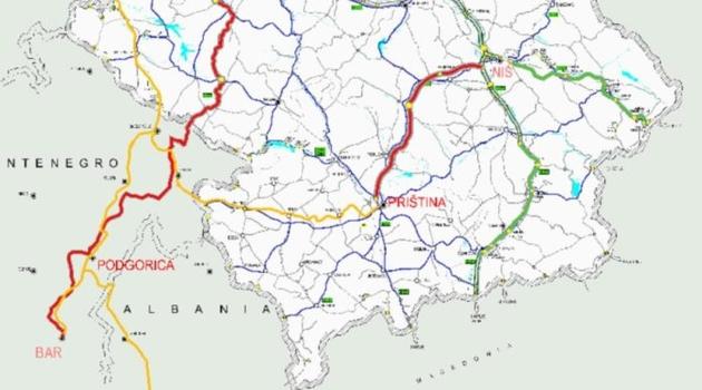 Američki mediji objavili mapu Kosova, kojem su pripojeni ogromni dijelovi Srbije