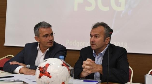 Savićević: Biće teško organizovati meč sa Kosovom, sada imamo tri strane