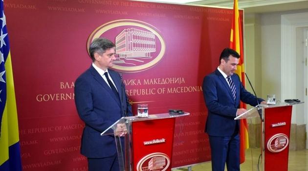 Bošnjaci u Makedoniji u školi će učiti bosanski jezik, građani BiH u Makedoniju sa ličnim kartama