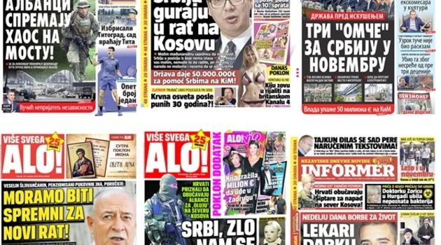 """Srbi zlo nam se sprema"": Nove dramatične najave haosa na Kosovu"