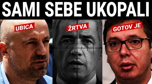 Milan Radoičić ubio Olivera Ivanovića u ime Vučića