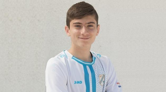 Veldin Hodža pozvan u reprezentaciju Hrvatske do 17 godina