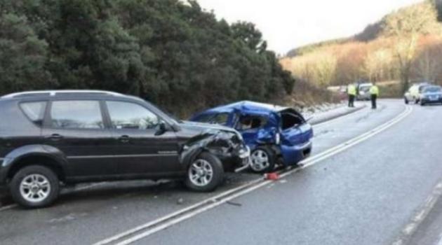 100 saobraćajnih nesreća za dva dana na Kosovu