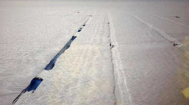 Glečer veličine Francuske na Antarktiku se ubrzano topi