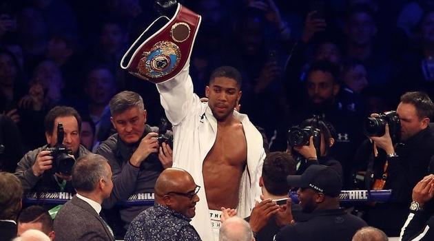 Joshua: Ja sam apsolutni šampion svijeta, protiv Wildera se borim u Britaniji
