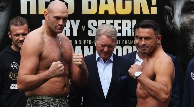 Tyson Fury se vraća u ring nakon velikih problema, prva prepreka odlični Albanac