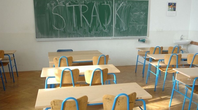 U utorak dvočasovni štrajk u svim obrazovnim institucijama