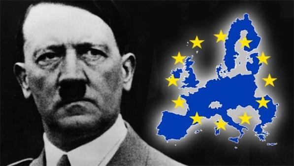 Europska unija je bila Hitlerova ideja