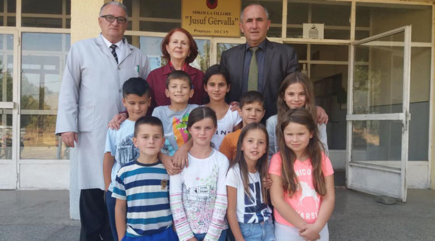 Zaboravljeni đaci škole u Papraćanu