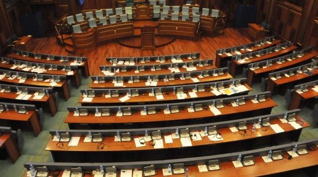 LDK i Samoopredelenje najavili bojkot današnje sjednice Skupštine Kosova