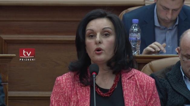 Memnuna Ajdini potpredsjednica opštine Prizren iz redova zajednica