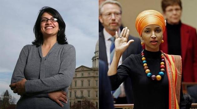 Rashida i Ilhan, prve muslimanke u Kongresu SAD-a