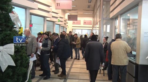 Oko 300 građana Prizrena se odreklo državljanstva Kosova