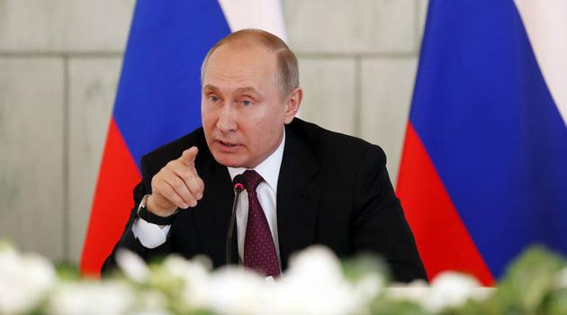 Vladimir Putin, lider koji ugrožava i Staljina