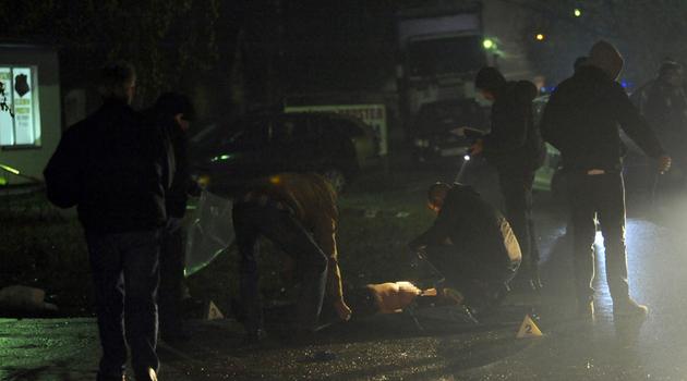 Iskasapio ženu nasred ulice u Borči