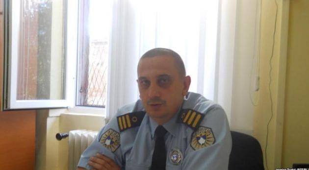 Begunac iz Srbije pretukao šefa Policije Kosova