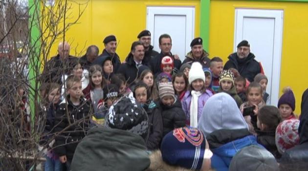 Karabinijeri donirali novi toalet u paralelnoj školi u Globočici