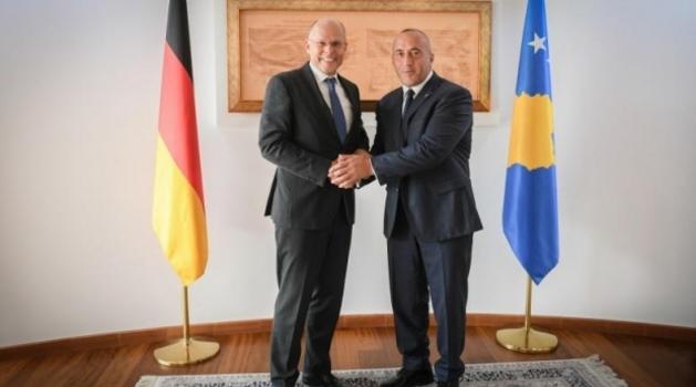 Haradinaj: Kancelarka Merkel nije dozvolila promenu granica