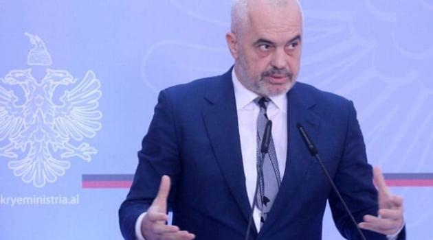 Rama: Kosovo ugrožava spoljnu politiku Albanije