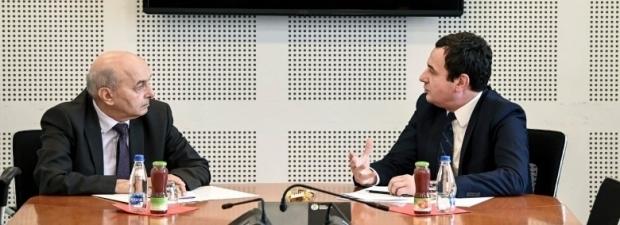 Kurti i Mustafa potpisuju sporazum u ponedeljak