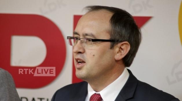 DSK insistira na poziciji predsednika