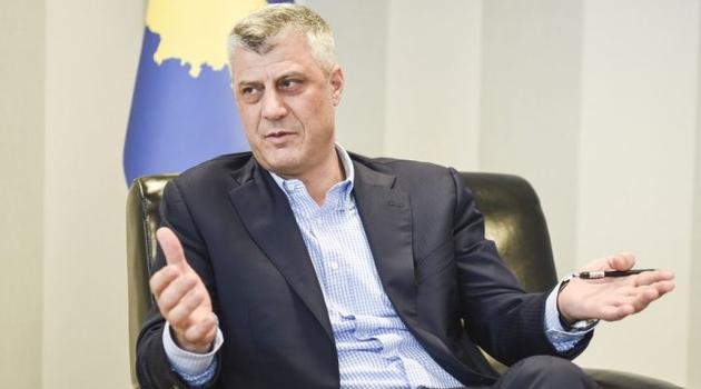"""Thaçi o kampanji """" Kosovo je Srbija"""": Kosovo je nezavisno"""