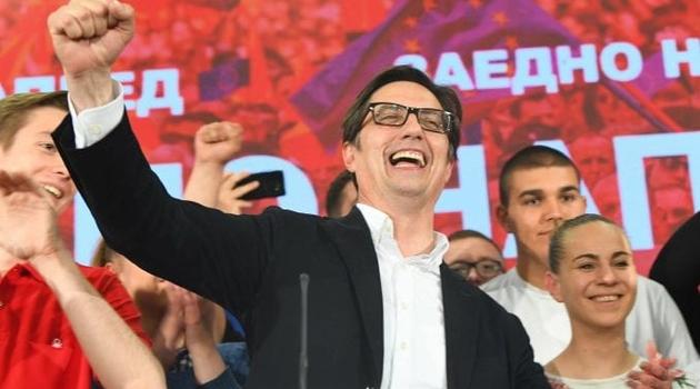 Stevo Pendarovski novi predsjednik Republike Sjeverne Makedonije
