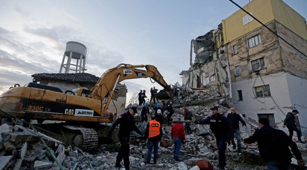 Novi jak zemljotres pogodio Drač, oštećena bolnica