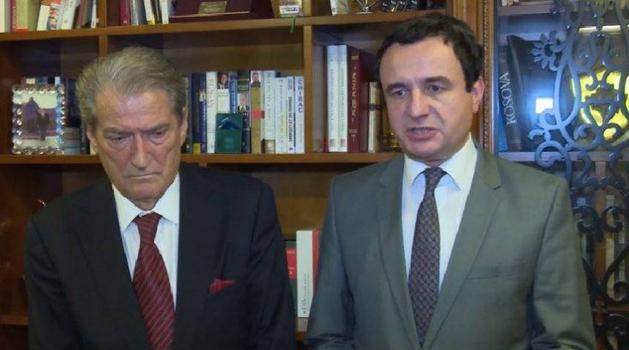 Beriša: Kurti je političar sa jakim političkim temeljima