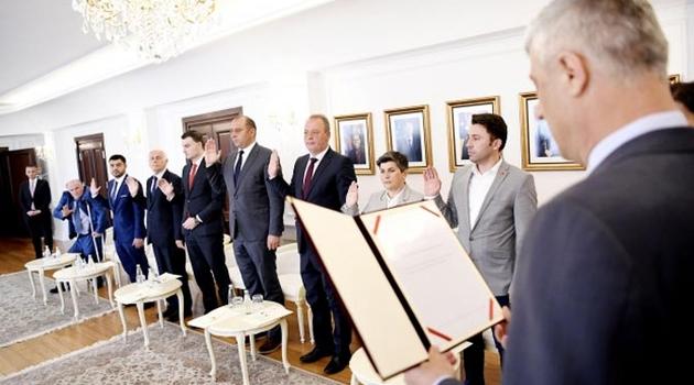 Ćemailj Kurtiši član Centralne izborne komisije