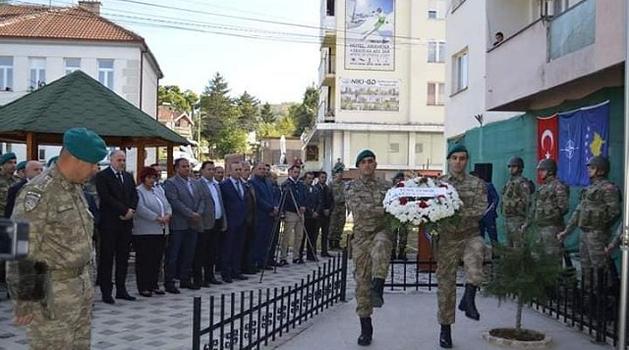 Dragaš: Obilježeno 20 godina od pogibije vodnika Huseina Kutlua