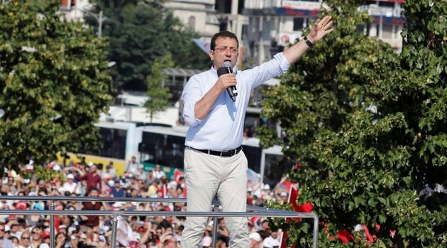 Imamoglu nakon pobjede zatražio hitan susret s Erdoganom