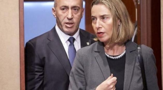 Haradinaj: Dijalog je sada u rukama Merkel, Mogherini nas mogla iznenaditi lošim sporazumom