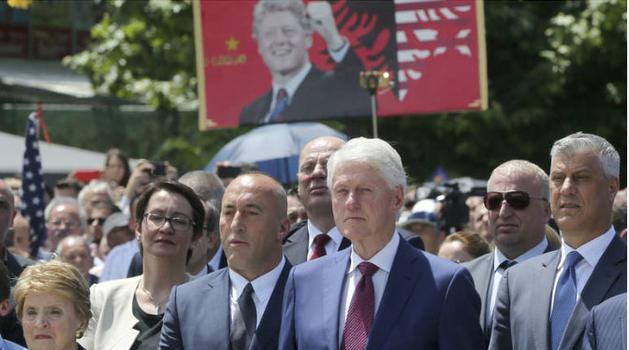 Klinton i Olbrajt građanima Kosova: Budućnost je na vama