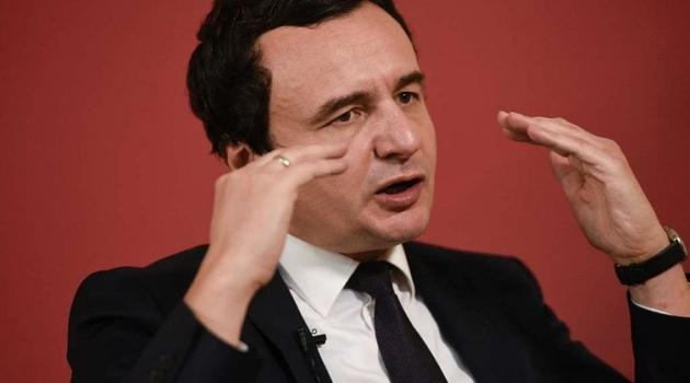 """Kurti najavio: """"Spremite se za ALBANSKO PROLJEĆE, Srbiju sada vode Miloševićevi četnici""""!"""