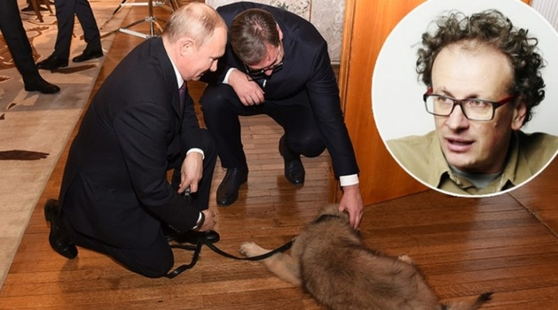 Srđan Puhalo komentarisao Vučićev poklon Putinu