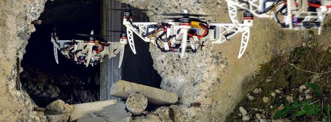 Na Univerzitetu u Cirihu napravljen dron idealan za spasilačke misije