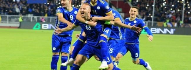 Kosovo savladalo Crnu Goru sa 2:0