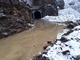 Restelica: Ulaz u selo zbog obilnih kiša sinoć bio privremeno blokiran